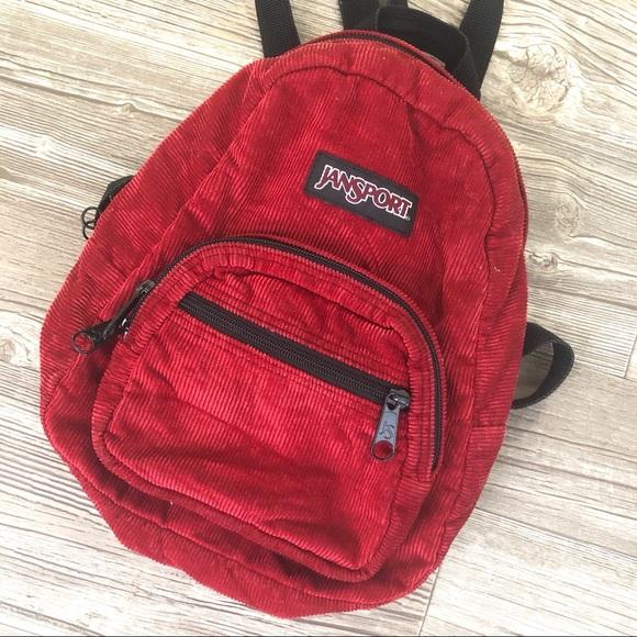RARE VINTAGE Jansport mini backpack
